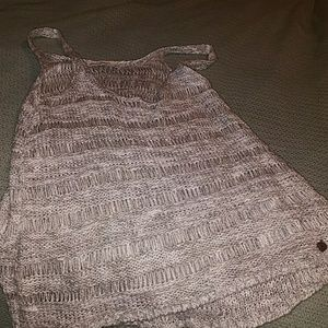 Abercrombie kids sweater tank